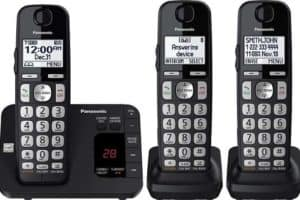 Panasonic KX-TGE433B Cordless Phone Review