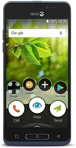 Doro 8035 Unlocked Smartphone for Seniors