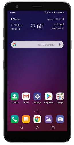 LG Escape Plus AARP recommended cell phone