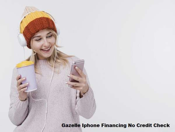 Iphone Financing No Credit Check - Gazelle