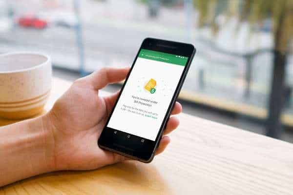 Get Google Fi prepaid services approved with bad credit