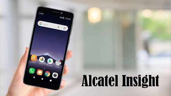 Switch cricket wireless and get free Alcatel INSIGHT
