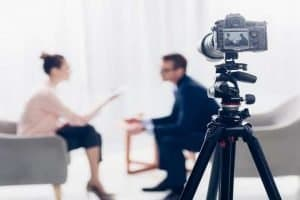 Best cameras for interviews