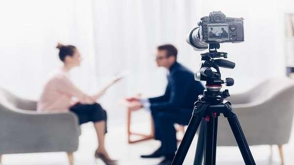 Best cameras for interviews