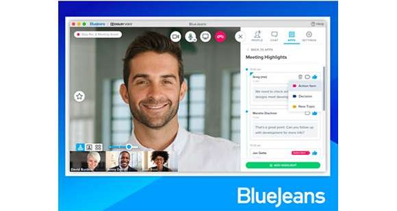BlueJeans for Free Conference Call Service
