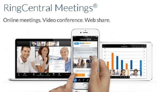 RingCentral For Free Conference Call Service