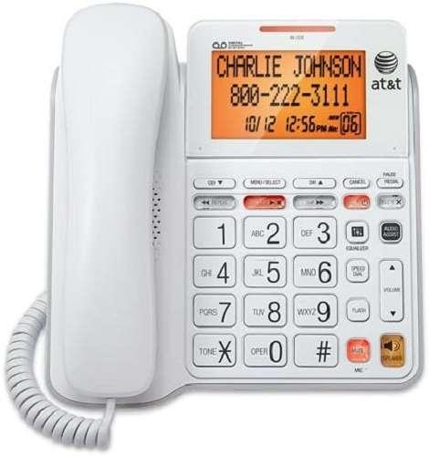AT&T CL4940 Corded Landline Phone