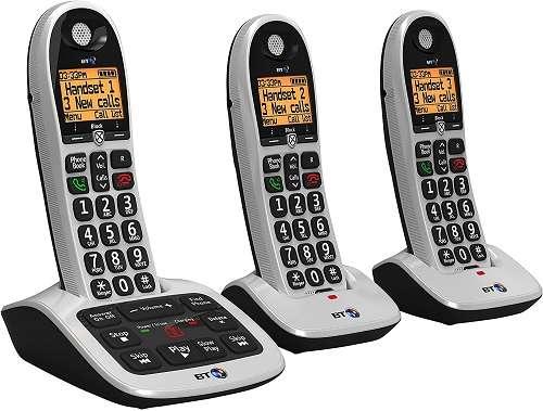 BT 4600 Big Button Phone