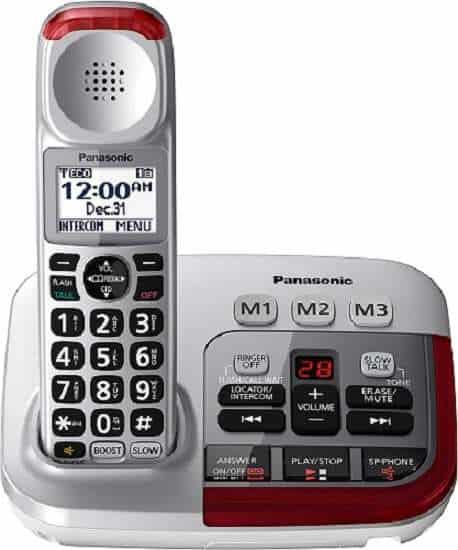 PANASONIC KX-TGM450S Cordless Phone