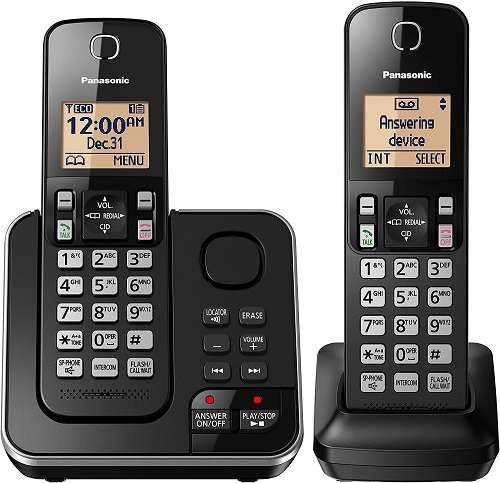 Panasonic KX-TGC362B Cordless Telephone