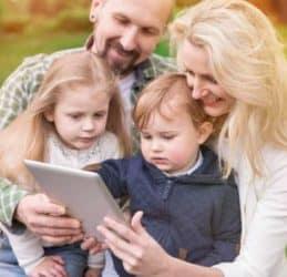 Verizon 3 Line Family Plans