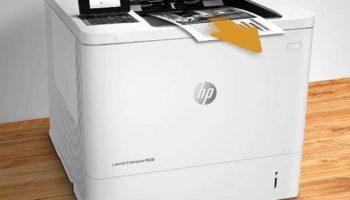 Hp Laserjet Enterprise M608n Review