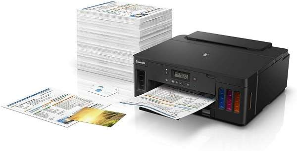 Key Features Of Canon PIXMA G5020 Dual Sided Wireless Printer