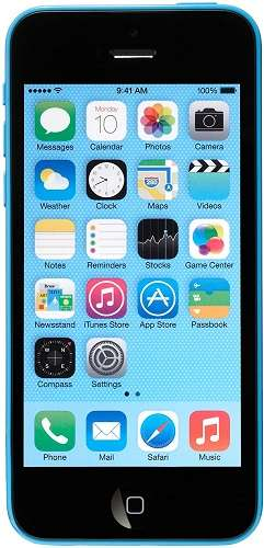 Apple iPhone 5c - compatible with Qlink