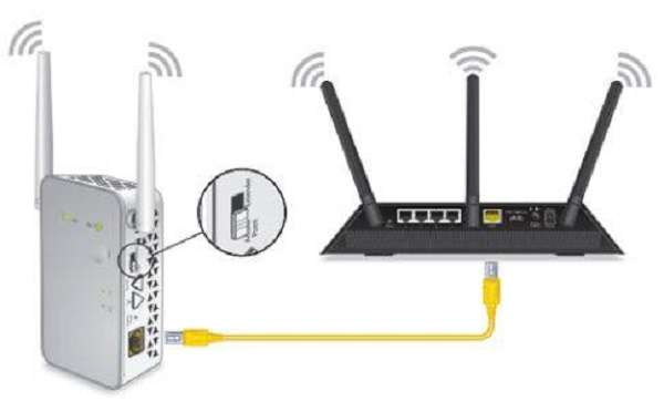 How To Connect Wifi Extender To Verizon Router