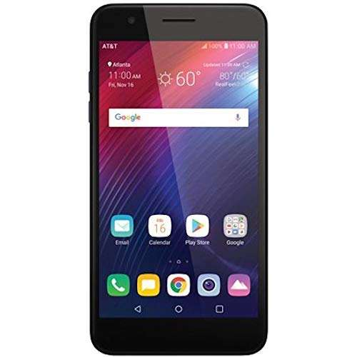 LG Expression Plus Phone For AT&T Senior User