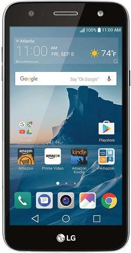 LG X Charge Unlocked Qlink Wireless Compatible Phone