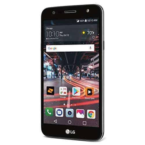 Qlink wireless LG X Charge upgrade phone