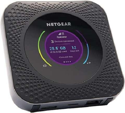 NETGEAR MR1100-100NAS Hotspot